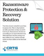 Ransomware Protection & Recovery Solution